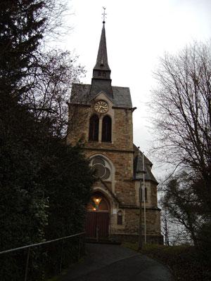 Rambach, Evangelische Gemeinde