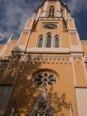 Triangelis Johanneskirche, Erbach